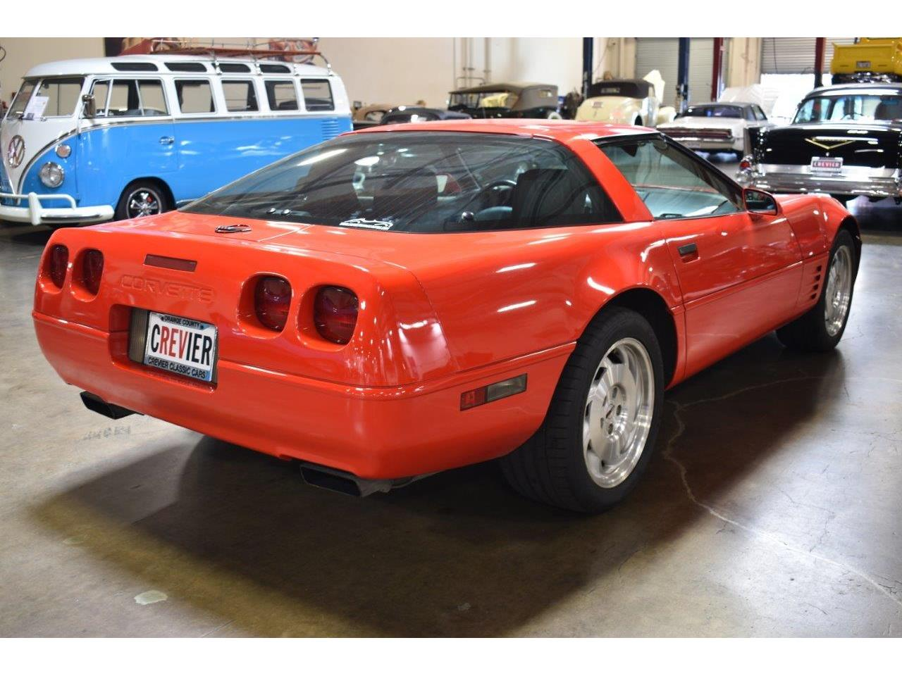 1993 Chevrolet Corvette (CC-1320590) for sale in Costa Mesa, California