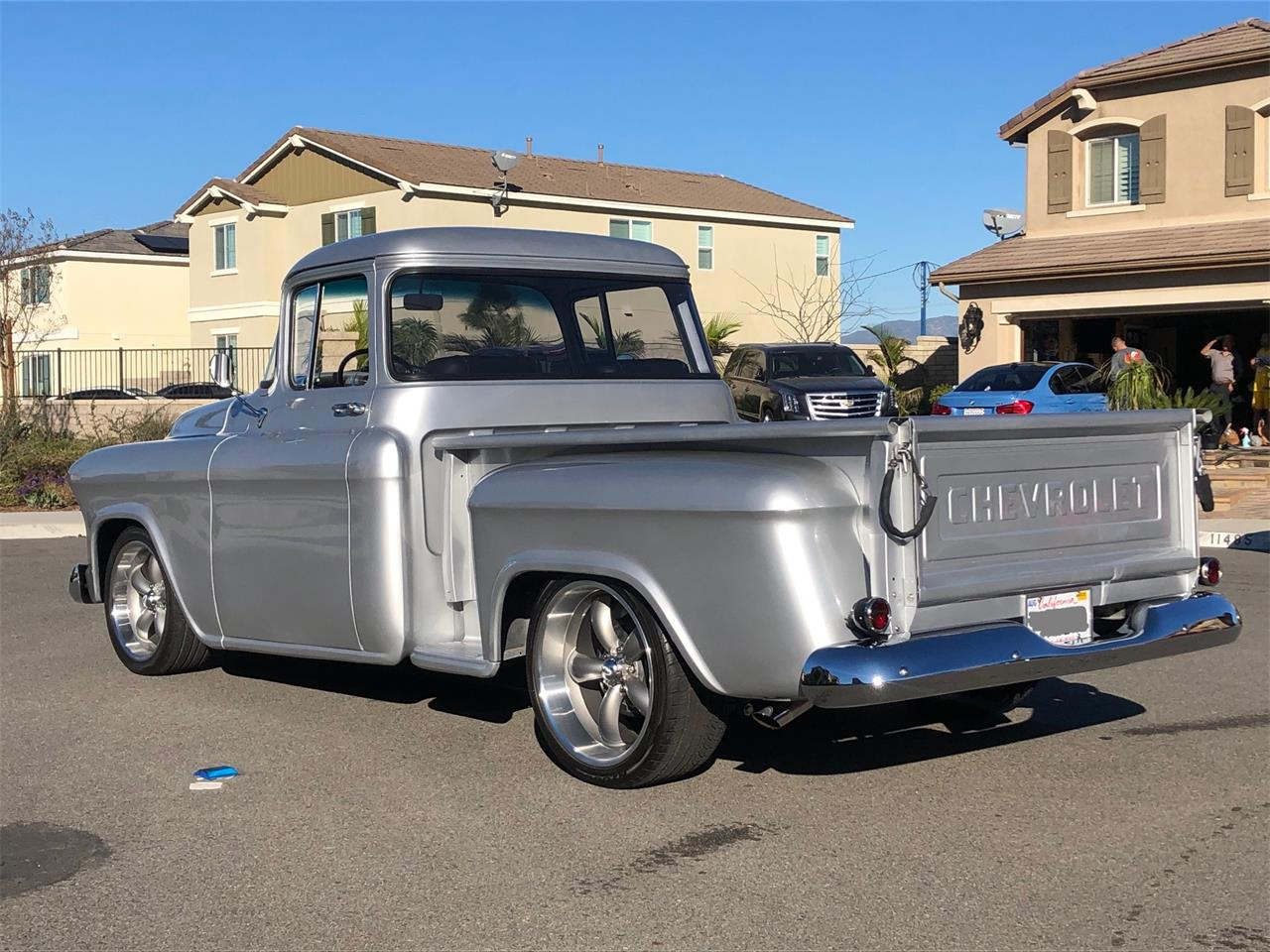 1955 Chevrolet Pickup (CC-1320595) for sale in orange, California