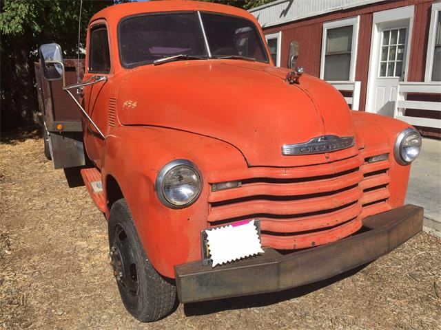 1953 Chevrolet 3500 (CC-1320596) for sale in orange, California