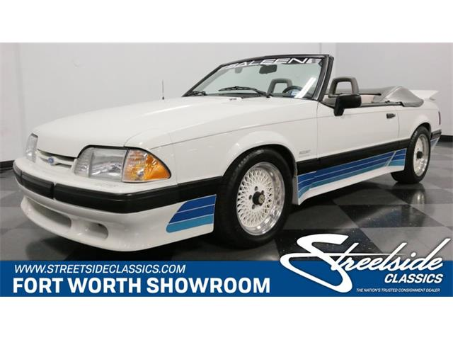 1988 Ford Mustang (CC-1320612) for sale in Ft Worth, Texas