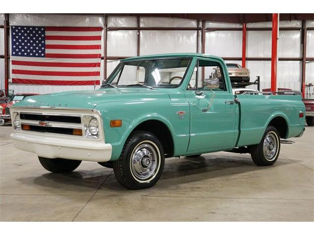 1968 Chevrolet C/K 10 (CC-1320624) for sale in Kentwood, Michigan