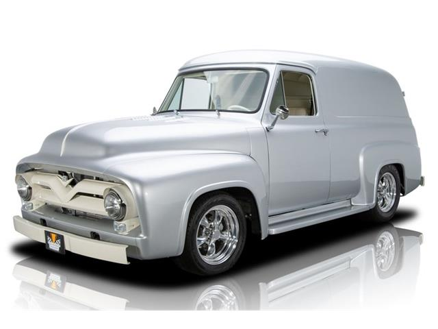 1955 Ford F100 (CC-1320632) for sale in Charlotte, North Carolina