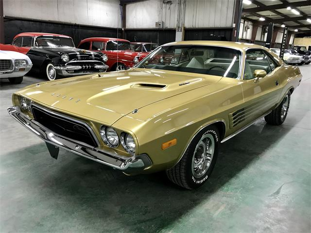 1973 Dodge Challenger (CC-1326354) for sale in Sherman, Texas