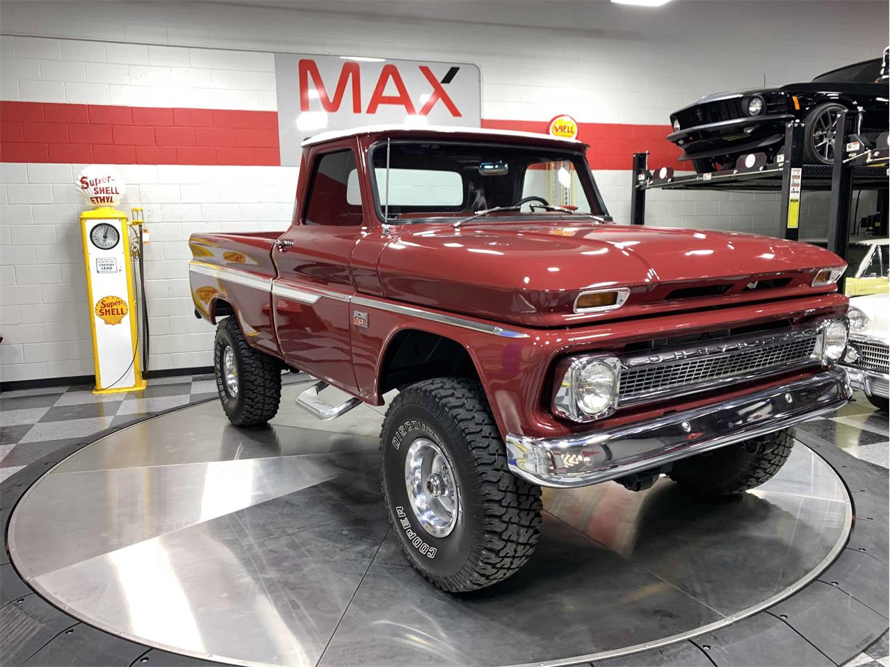 1966 Chevrolet C10 (CC-1320642) for sale in Pittsburgh, Pennsylvania