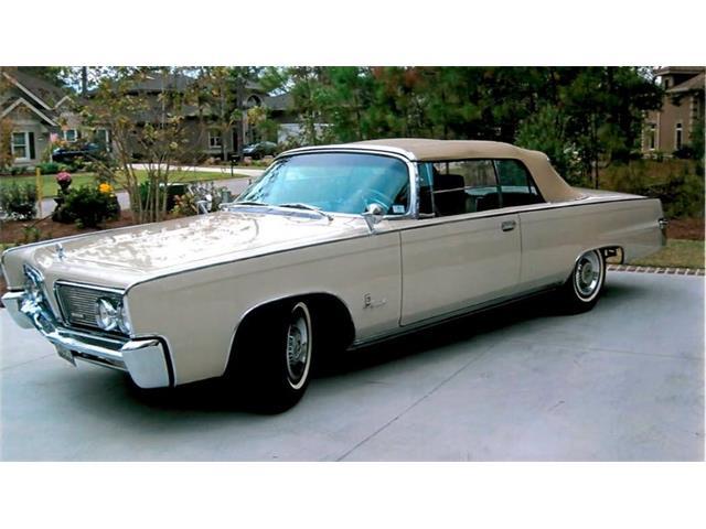 1964 Chrysler Imperial