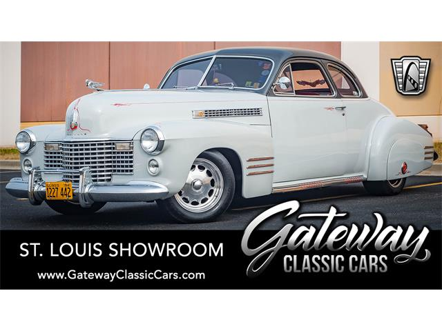1941 Cadillac Series 62 (CC-1320065) for sale in O'Fallon, Illinois
