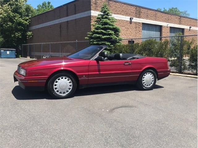 1993 Cadillac Allante (CC-1320662) for sale in Greensboro, North Carolina