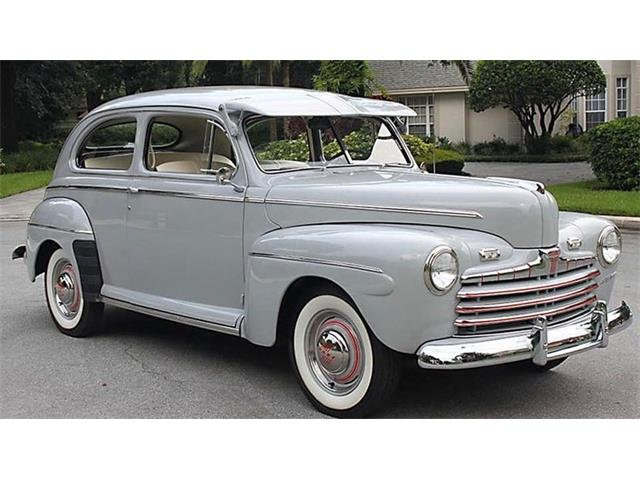 1946 Ford Super Deluxe (CC-1320665) for sale in Greensboro, North Carolina