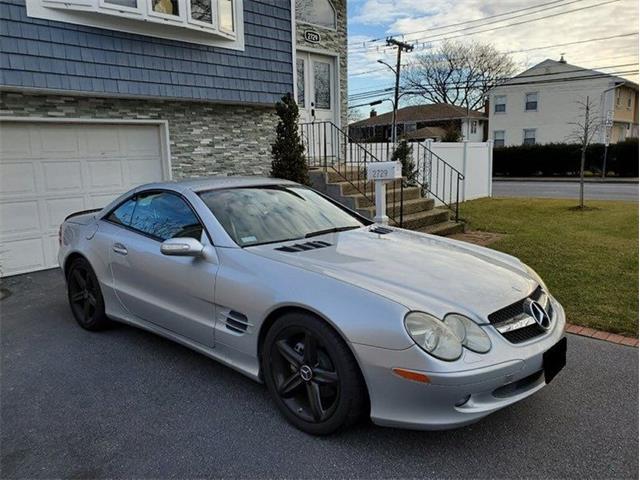 2006 Mercedes-Benz SL500 (CC-1320669) for sale in Greensboro, North Carolina