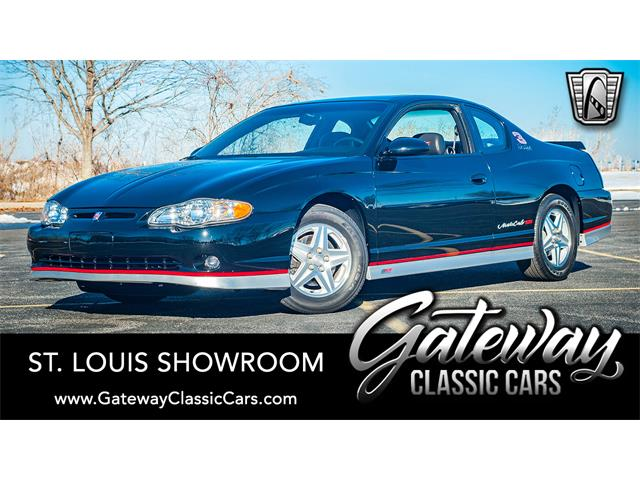 2002 Chevrolet Monte Carlo (CC-1320067) for sale in O'Fallon, Illinois