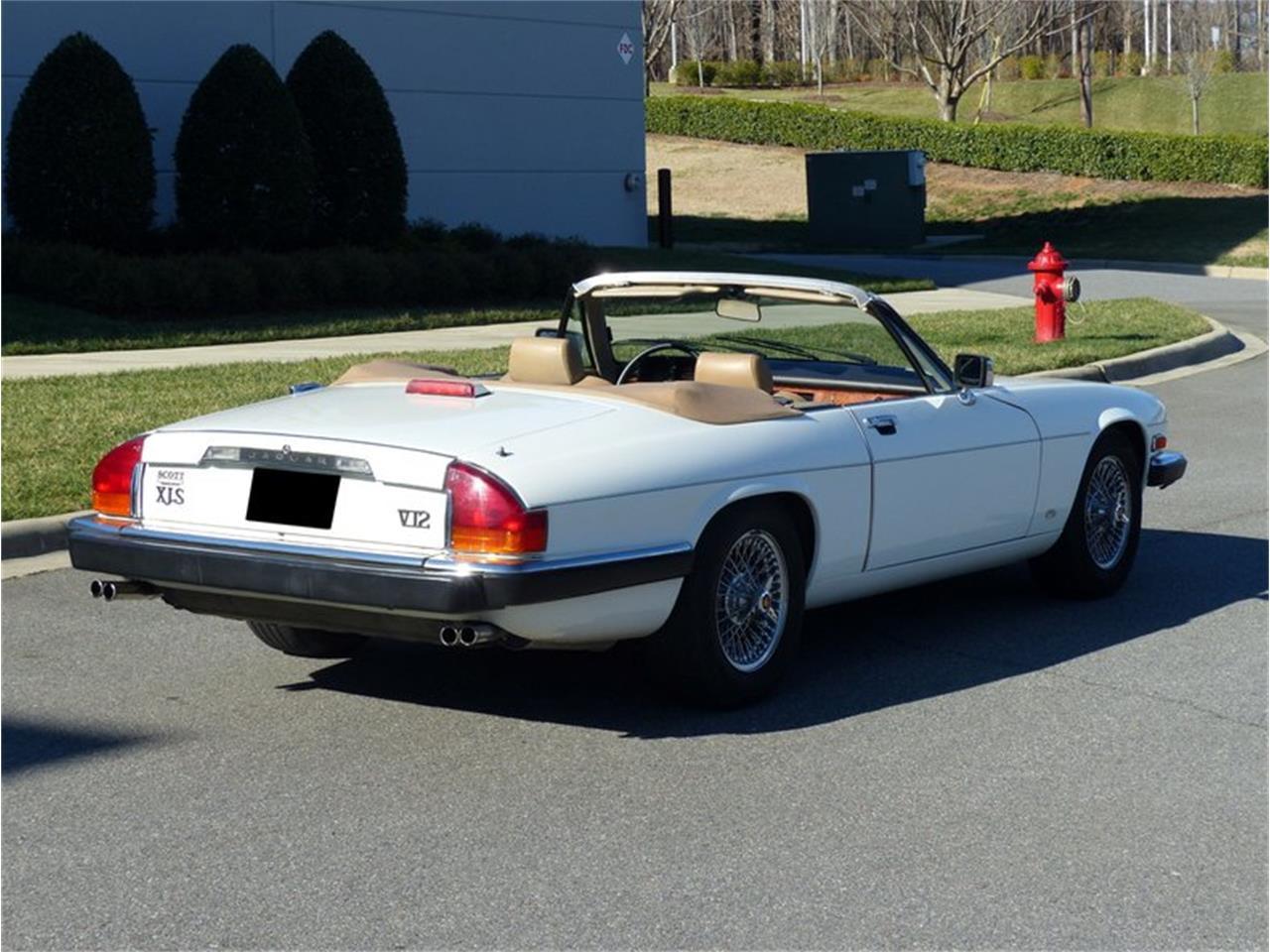 1988 Jaguar XJS (CC-1320680) for sale in Greensboro, North Carolina
