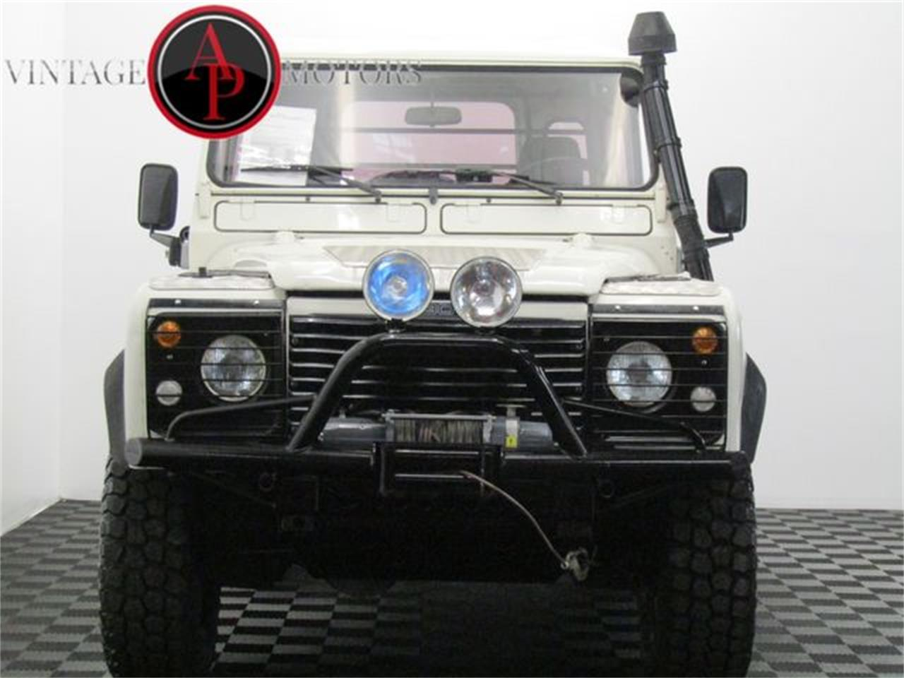 1991 Land Rover Defender (CC-1320689) for sale in Statesville, North Carolina