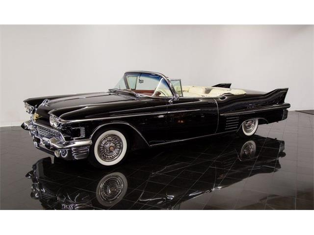 1958 Cadillac Series 62 (CC-1320695) for sale in St. Louis, Missouri