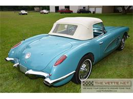 1960 Chevrolet Corvette (CC-1320704) for sale in Sarasota, Florida