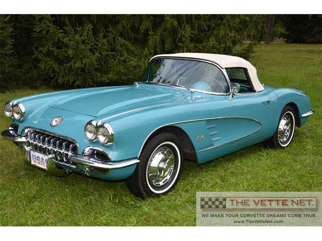 1960 Chevrolet Corvette (CC-1320704) for sale in Sarasota, Florida