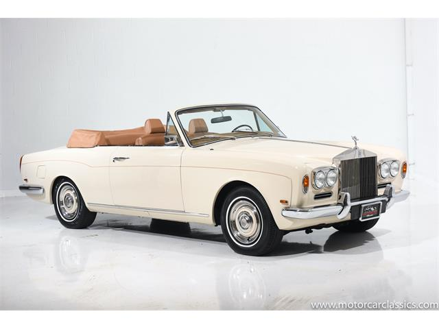 1970 Rolls-Royce Silver Shadow (CC-1320705) for sale in Farmingdale, New York