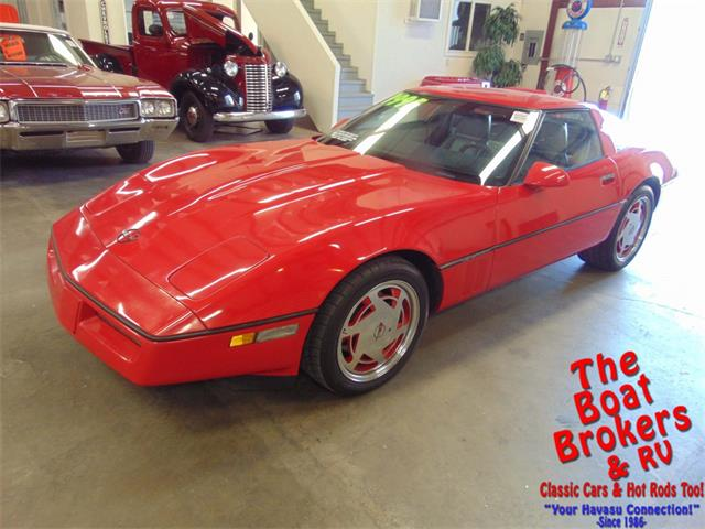 1989 Chevrolet Corvette (CC-1320710) for sale in Lake Havasu, Arizona