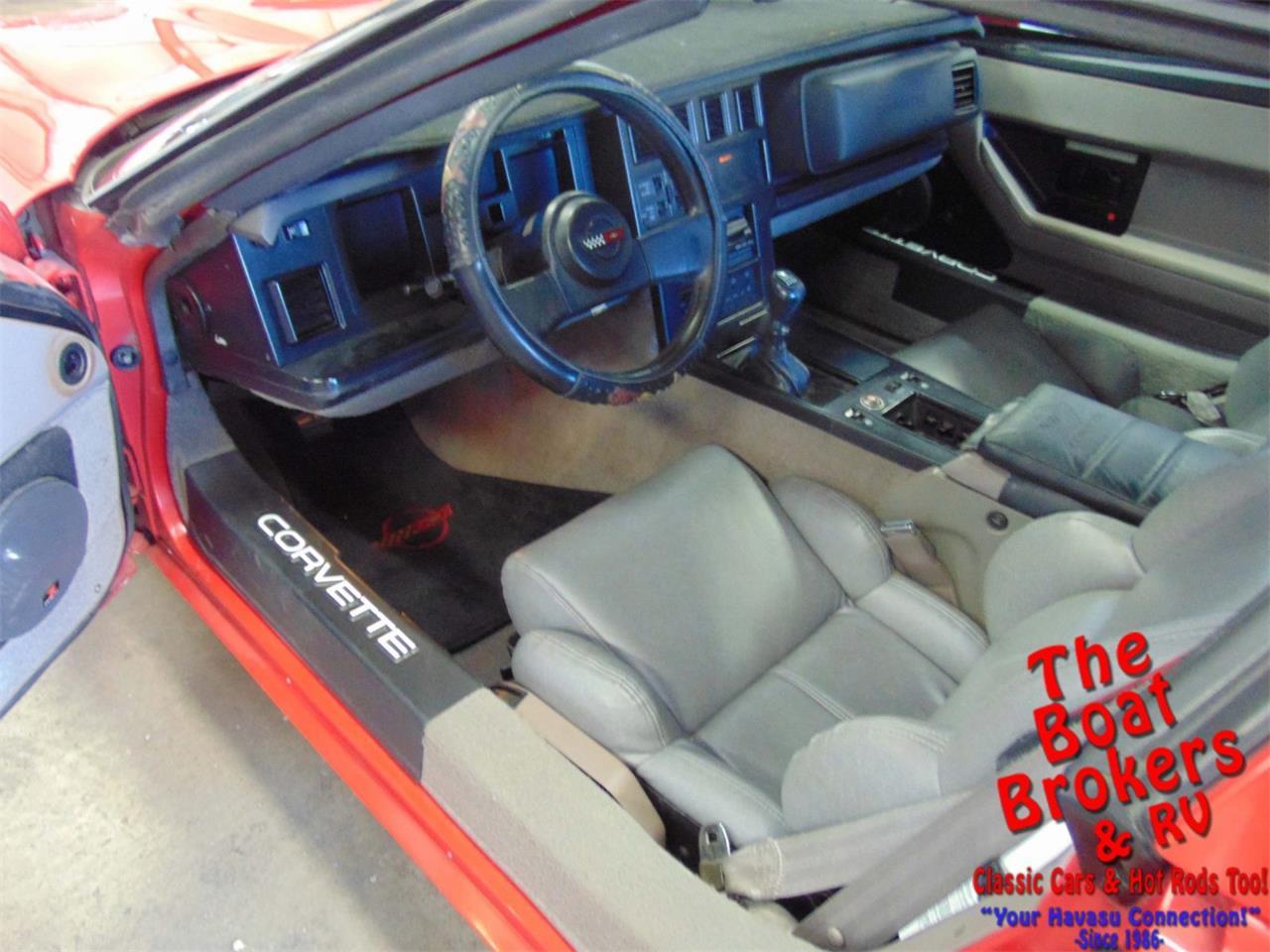 1989 Chevrolet Corvette (CC-1320710) for sale in Lake Havasu, Arizona