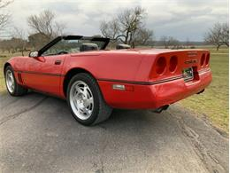 1990 Chevrolet Corvette (CC-1320720) for sale in Fredericksburg, Texas