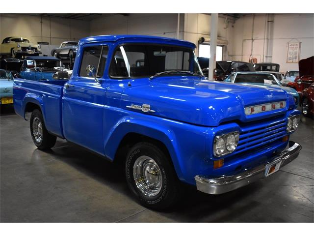 1959 Ford F100 (CC-1327286) for sale in Costa Mesa, California