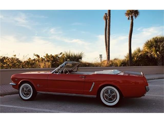 1965 Ford Mustang (CC-1327290) for sale in St. Petersburg , Florida