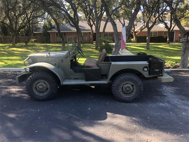 1941 Dodge Power Wagon (CC-1327295) for sale in San Antonio , Texas