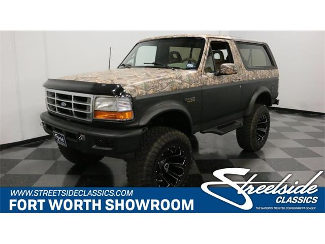 1995 Ford Bronco (CC-1327299) for sale in Ft Worth, Texas