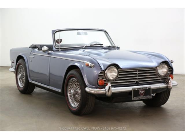 1968 Triumph TR250 (CC-1327316) for sale in Beverly Hills, California