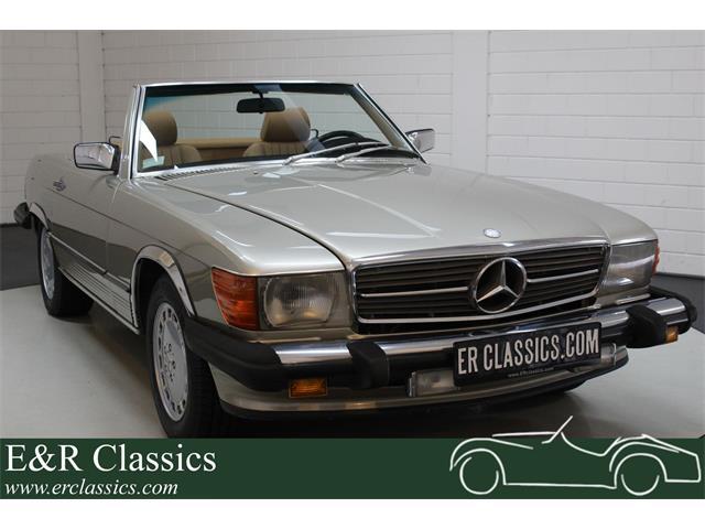 1986 Mercedes-Benz SL-Class (CC-1327326) for sale in Waalwijk, Noord-Brabant