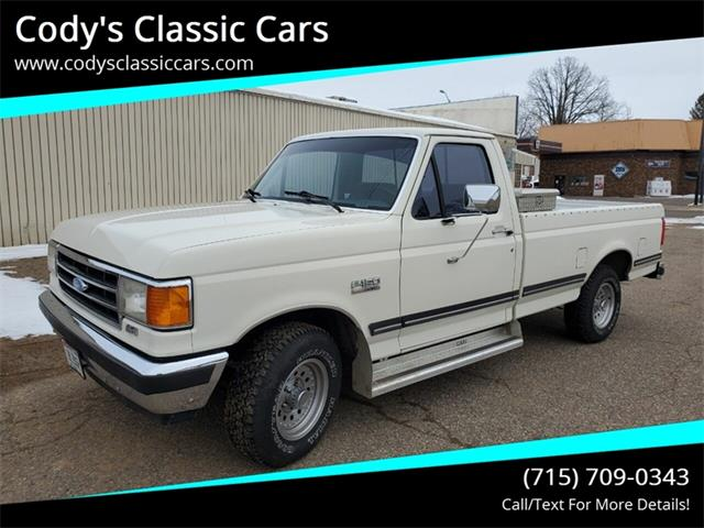 1990 Ford F150 (CC-1327331) for sale in Stanley, Wisconsin