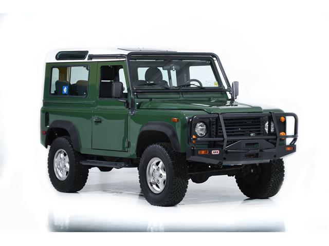 1997 Land Rover Defender (CC-1327333) for sale in Farmingdale, New York