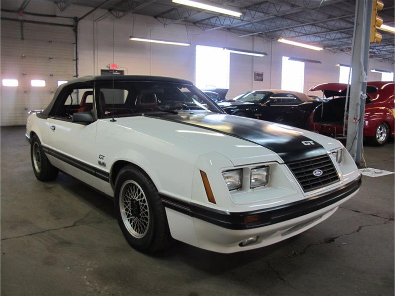 1984 Ford Mustang (CC-1327334) for sale in Troy, Michigan
