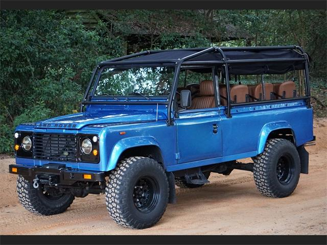 1990 Land Rover Defender (CC-1327344) for sale in Palm Beach, Florida