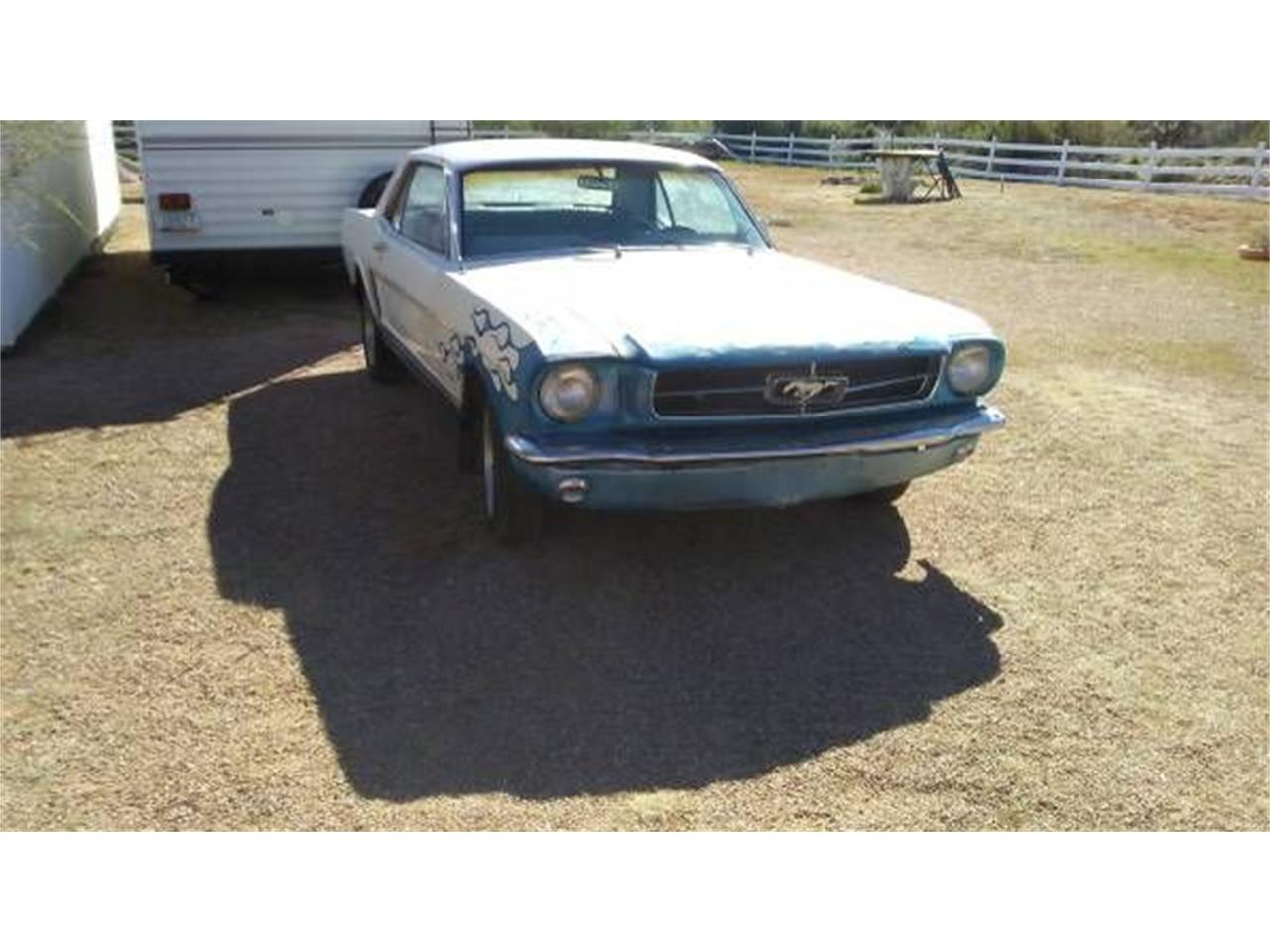 1965 Ford Mustang (CC-1327358) for sale in Cadillac, Michigan