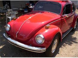 1971 Volkswagen Super Beetle (CC-1327361) for sale in Cadillac, Michigan