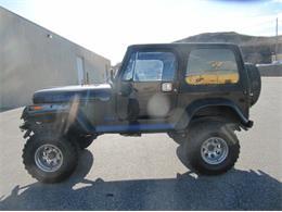 1984 Jeep CJ7 (CC-1327365) for sale in Cadillac, Michigan