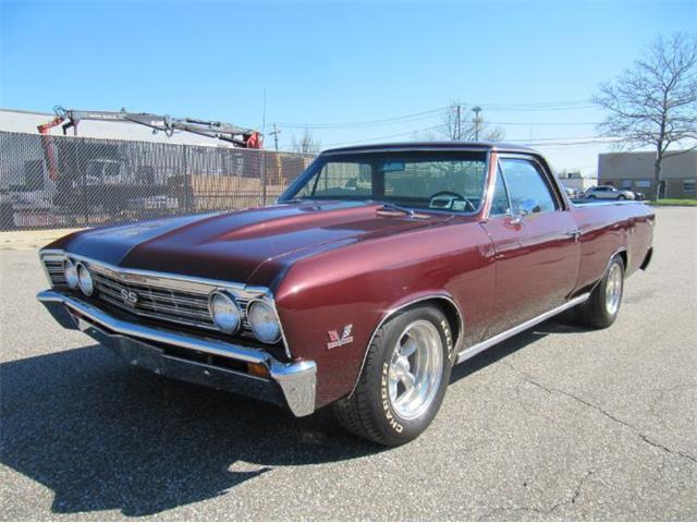 1967 Chevrolet El Camino (CC-1327367) for sale in Cadillac, Michigan
