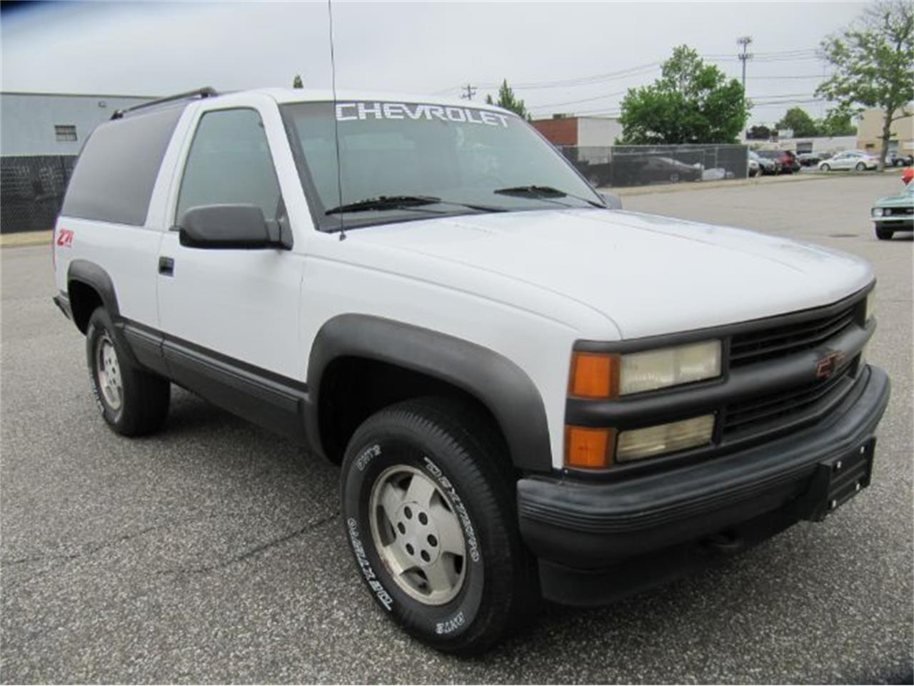 1995 Chevrolet Tahoe (CC-1327369) for sale in Cadillac, Michigan