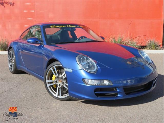 2008 Porsche 911 (CC-1327371) for sale in Tempe, Arizona