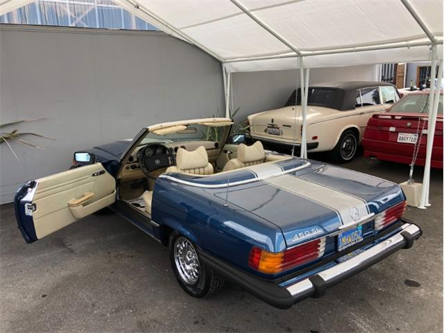 1979 Mercedes-Benz 450 (CC-1327390) for sale in Los Angeles, California