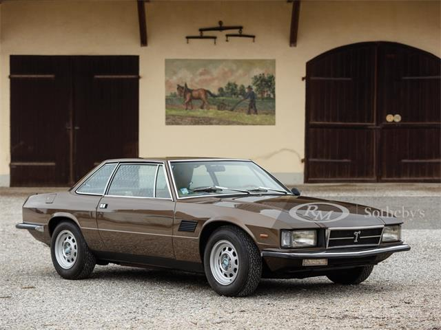 1978 De Tomaso Longchamp (CC-1327429) for sale in Essen, Germany