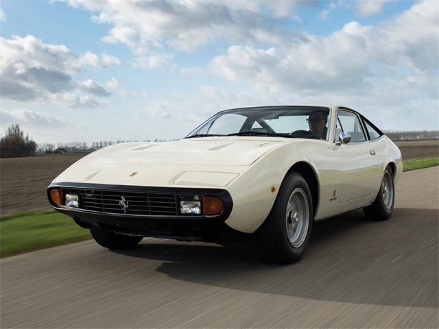 1971 Ferrari 365 GT4
