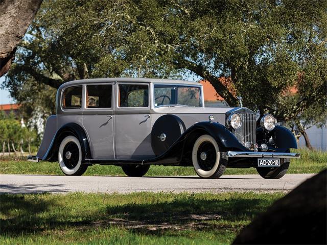 1935 Rolls-Royce Phantom II (CC-1327444) for sale in Essen, Germany