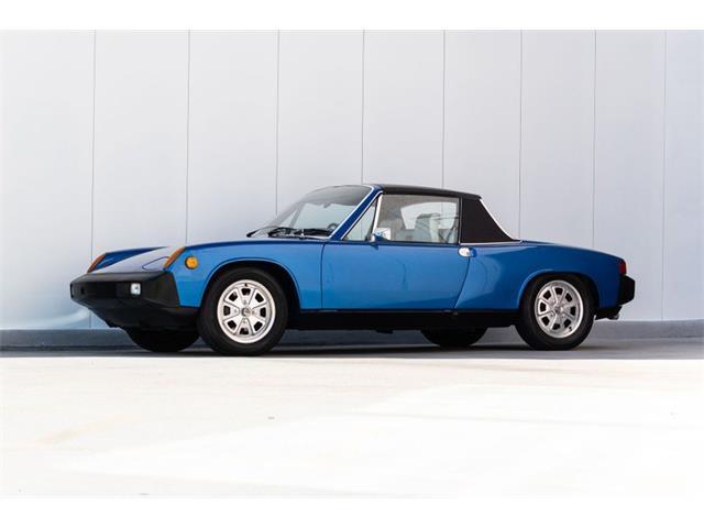 1976 Porsche 914 (CC-1327448) for sale in Houston, Texas
