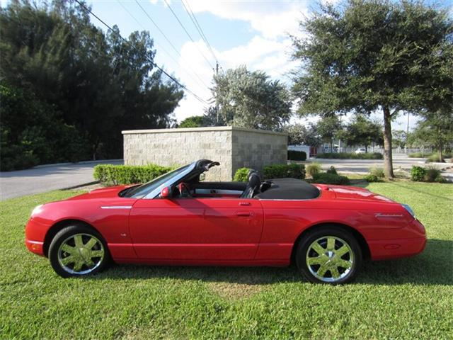2003 Ford Thunderbird (CC-1327453) for sale in Delray Beach, Florida