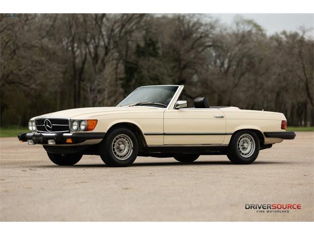 1980 Mercedes-Benz 450SL (CC-1327456) for sale in Houston, Texas