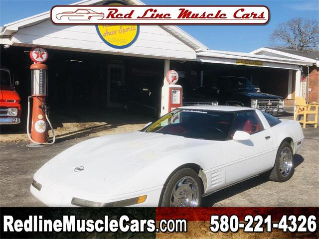 1991 Chevrolet Corvette (CC-1327458) for sale in Wilson, Oklahoma