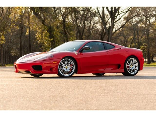 2004 Ferrari 360 (CC-1327460) for sale in Houston, Texas