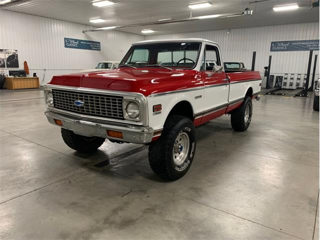 1971 Chevrolet K-20 (CC-1327463) for sale in Holland , Michigan