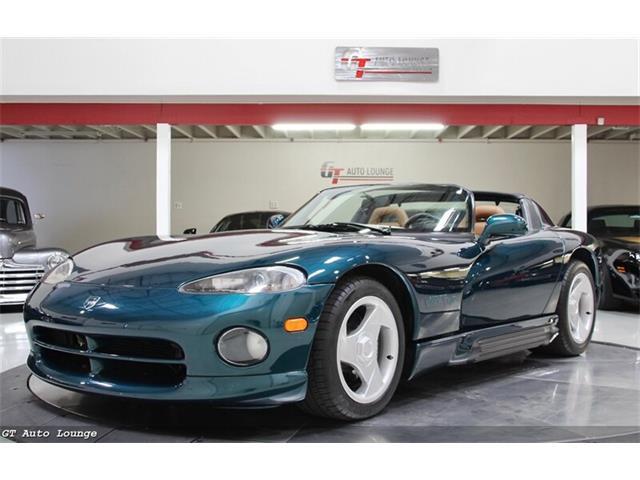 1995 Dodge Viper (CC-1327467) for sale in Rancho Cordova, California